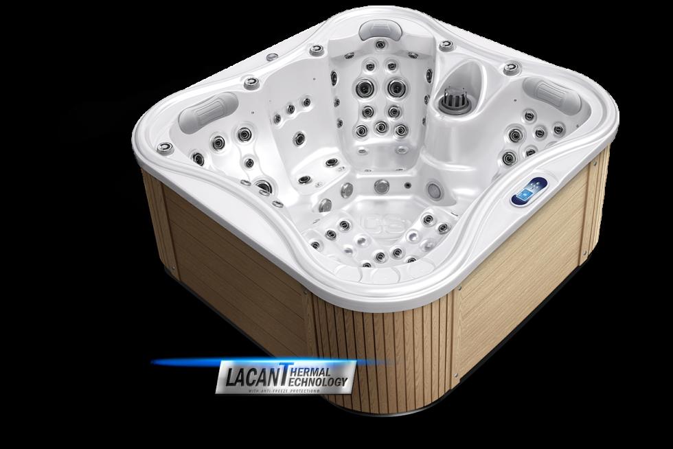 Designové vířivky Spa Studio - opláštění Lacan Thermal technology