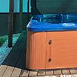 Reference od zákazníka - venkovní vířivky a swim spa - Spa-Studio