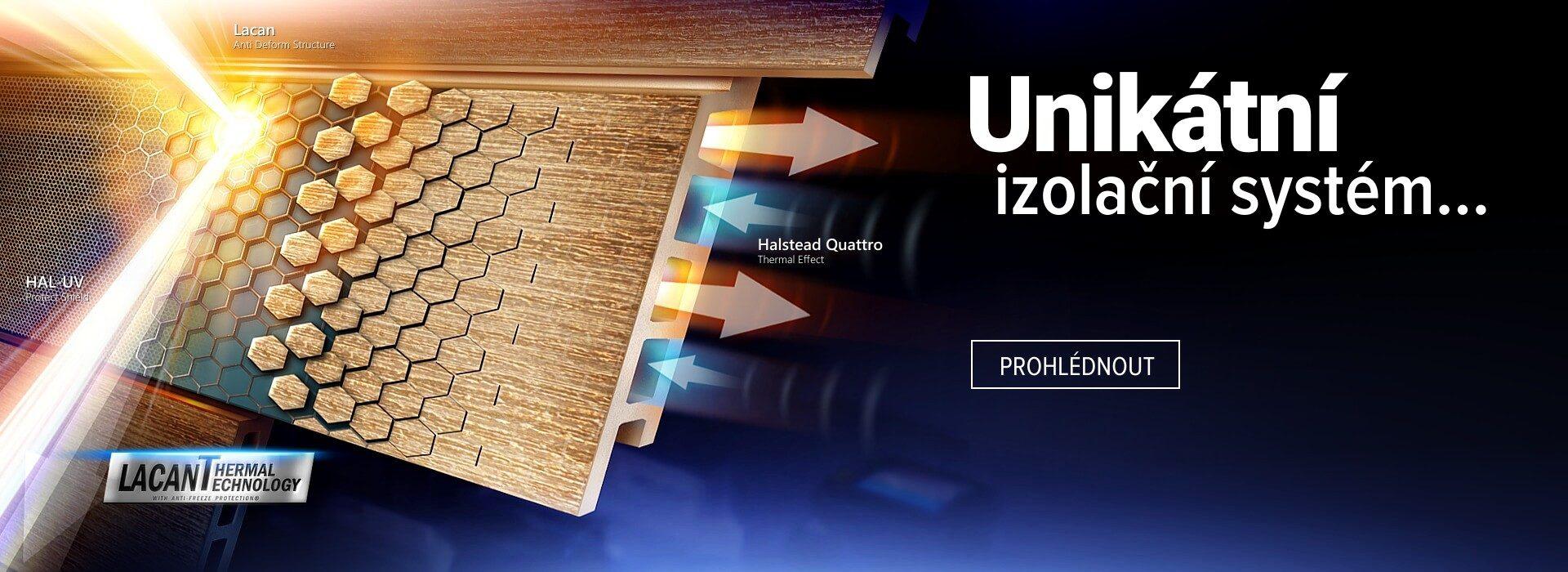 Lacan unikátní systém opláštění -Spa Studio novinka