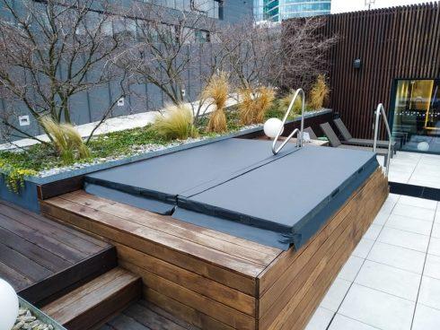 Canadian Spa International® termokryt pro vířivou vanu