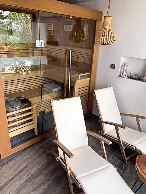 Rodinná fínska sauna od spoločnosti Spa-studio.sk