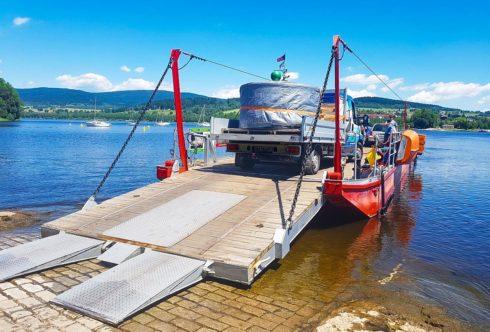 Spa-Studio - Transport vířivé vany Canadian Spa International®