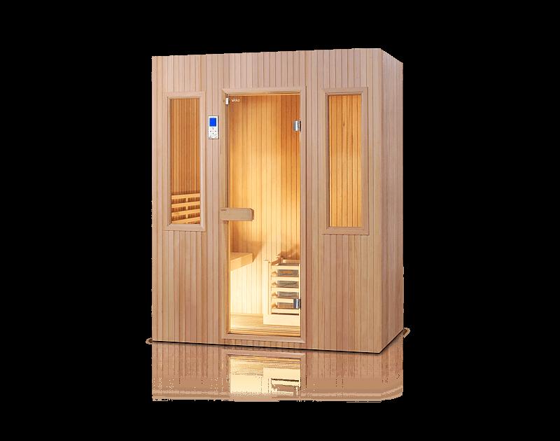 Prémiové finské sauny - Spa Studio