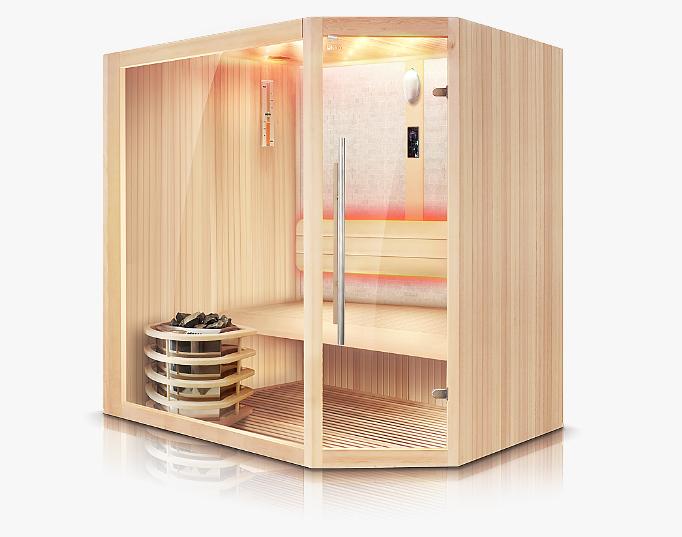 Designové finské a infra sauny - Spa Studio