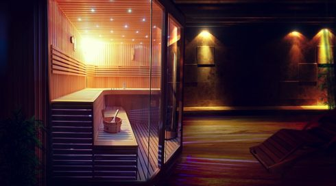 Intimní finská sauna - www.spa-studio.cz
