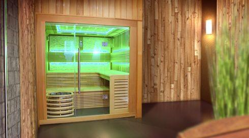 Spa Studio - luxusní finské sauny s technologií Harvia
