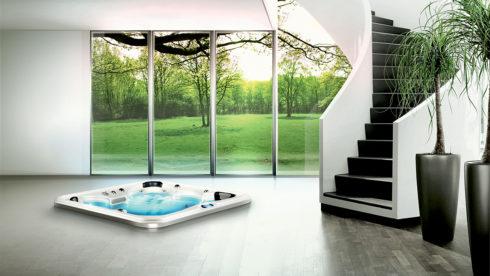 Spa Studio - Vířivka jako provozně dostupné domácí lázně kdykoliv a kdekoliv - vířivá vana Orca