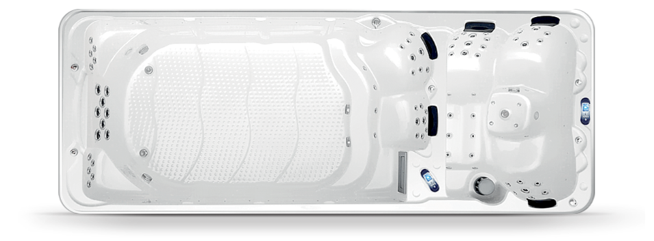 Nautilus XL - plavecké swim spa - prémiové vířivé vany a swim spa Canadian Spa International®