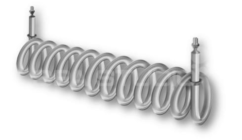 Titanium heater for whirlpool Canadian Spa International®