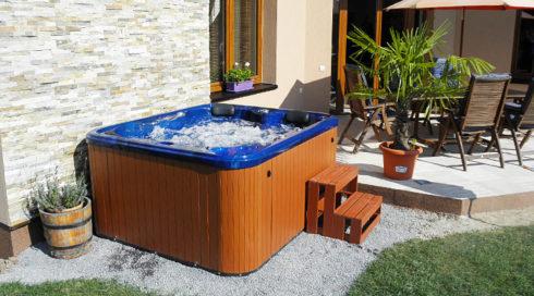 Spa Studio - Prodáváme zahradní vířivku Puerla - Canadian Spa International®